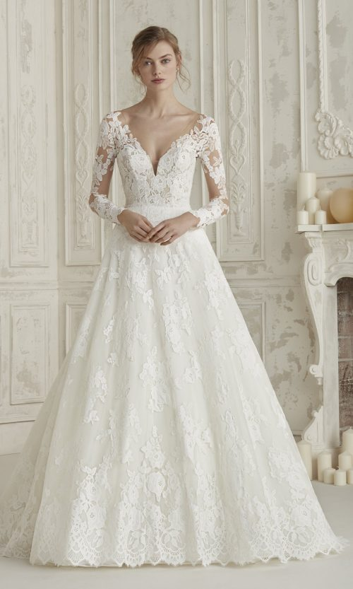 Novias Bridal Miami Ft.Lauderdale Wedding gowns and bridal