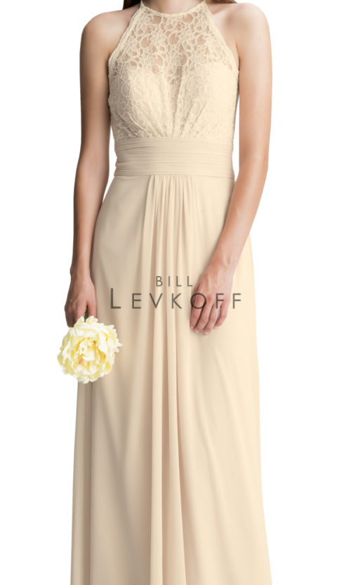 Bill Levkoff Bridesmaid dress style 1412 preview of dress