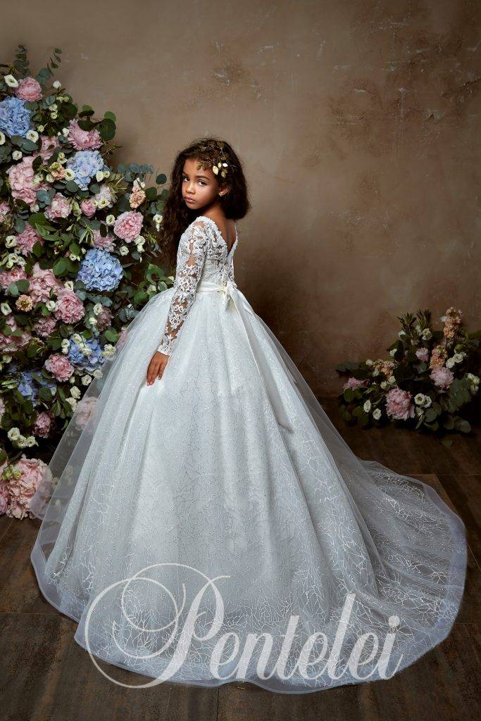 Novias Bridal Wedding Flower Girl Dress Miami Ft.Lauderdale