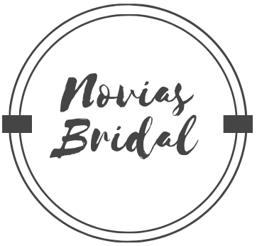Novias Bridal wedding gowns logo