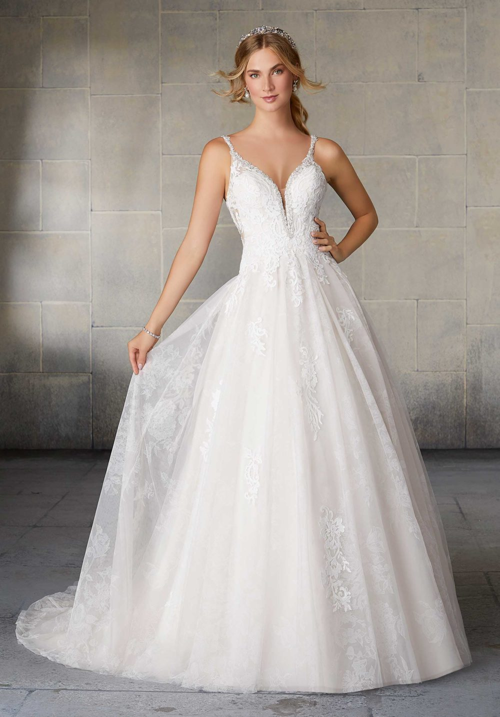 Morilee Wedding Gown Dress style 2120