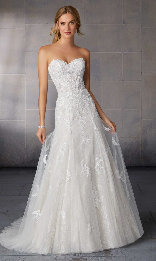 Morilee Wedding Gown Dress style 2122