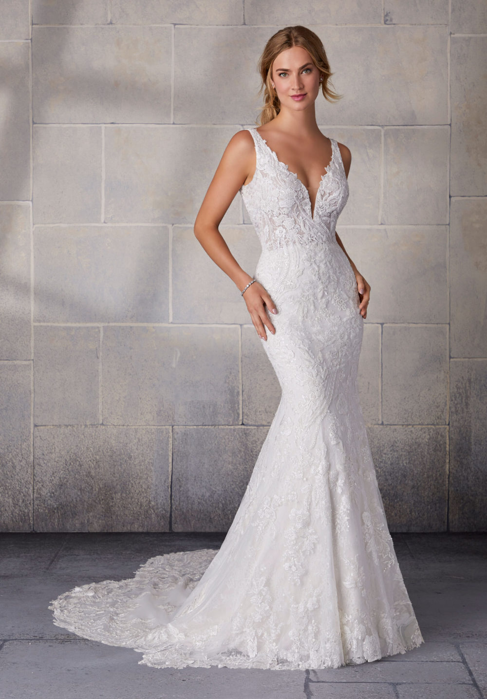 Morilee Wedding Gown Dress style 2123