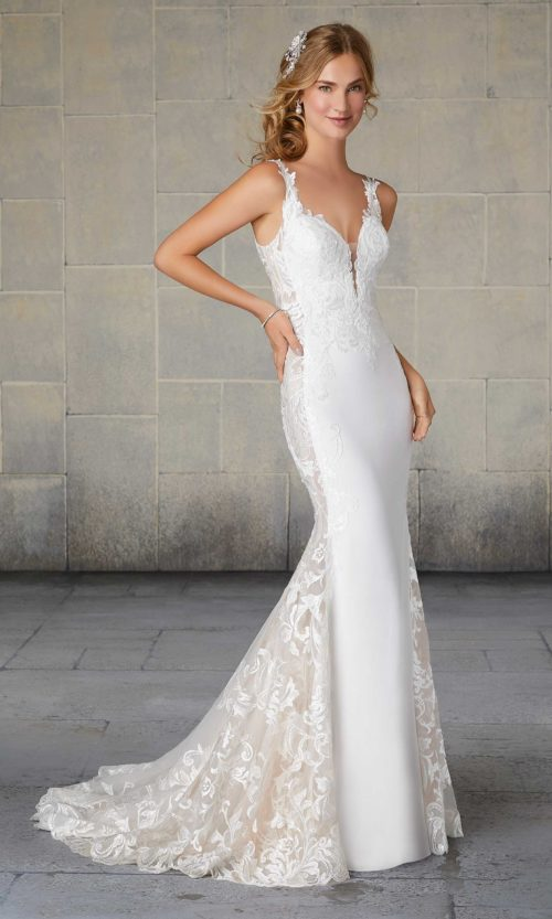 Morilee Wedding Gown Dress style 2124
