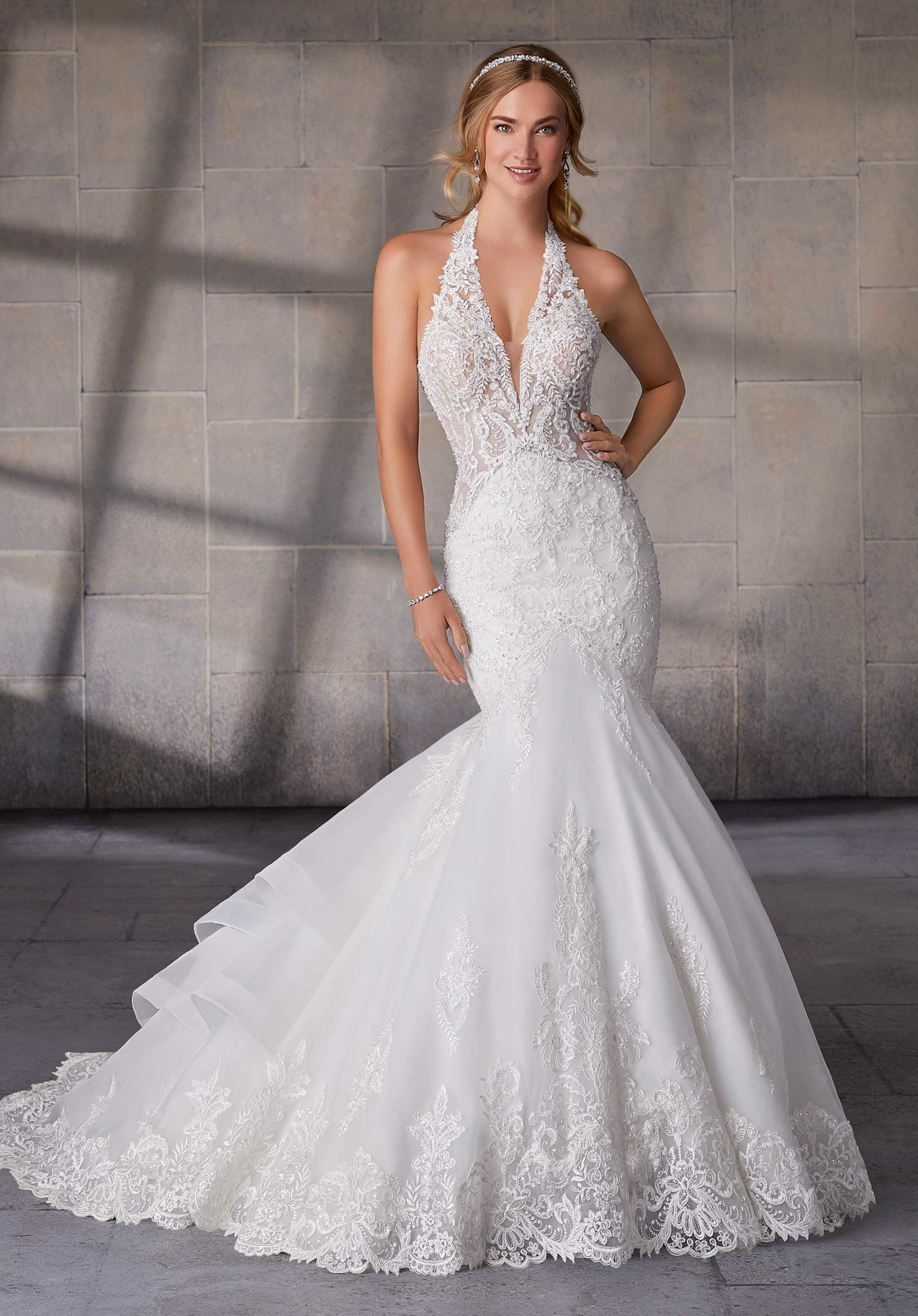Morilee Wedding Gown Dress style 2126