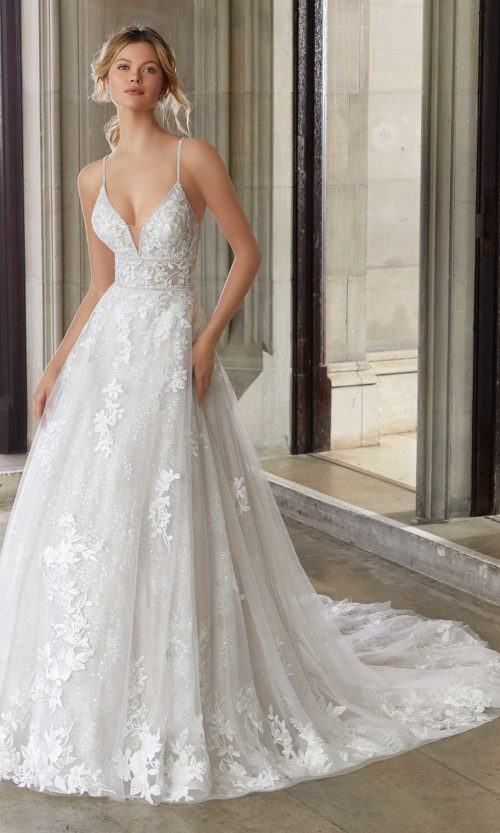 Morilee Wedding Gown Dress style 2127