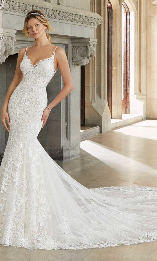 Morilee Wedding Gown Dress style 2128