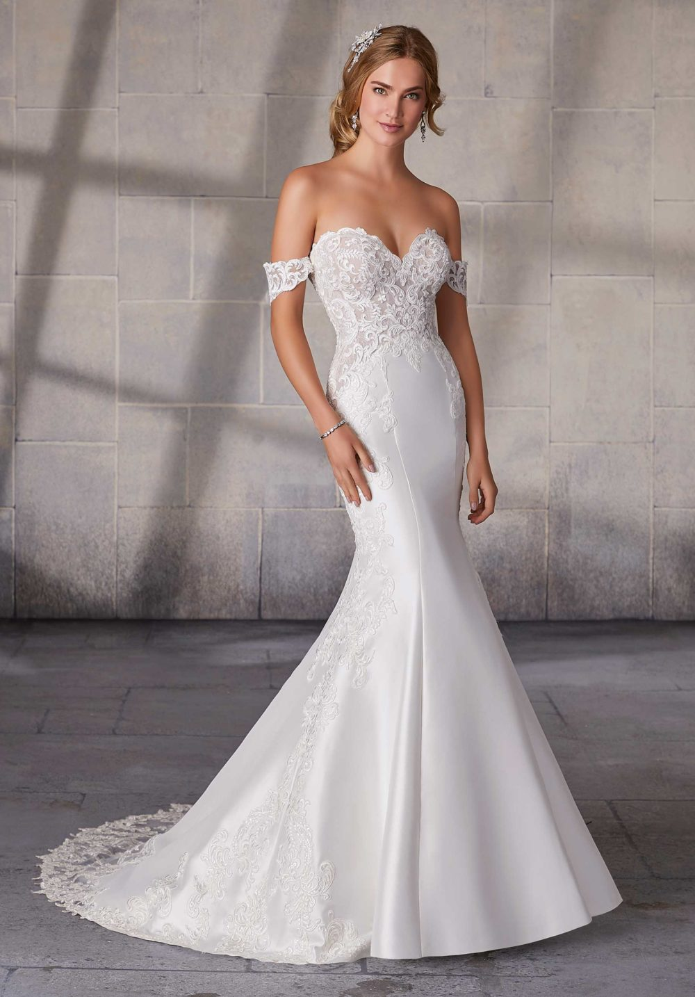 Morilee Wedding Gown Dress style 2131