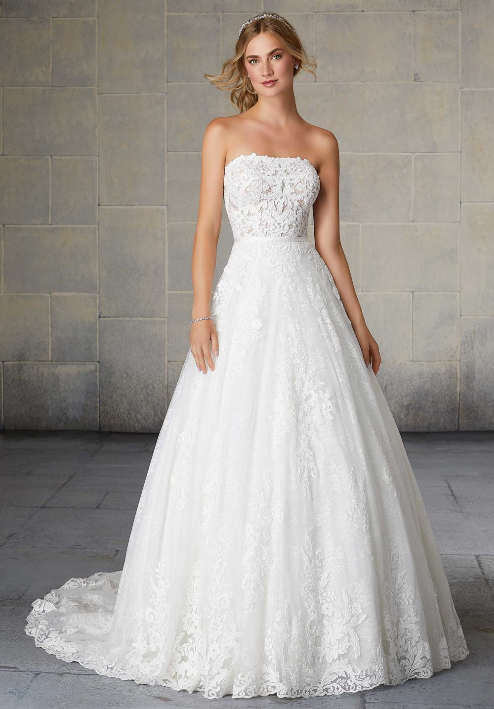 Morilee Wedding Gown Dress style 2132