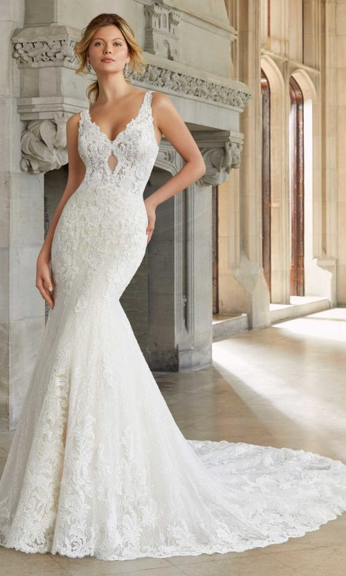 Morilee Wedding Gown Dress style 2133