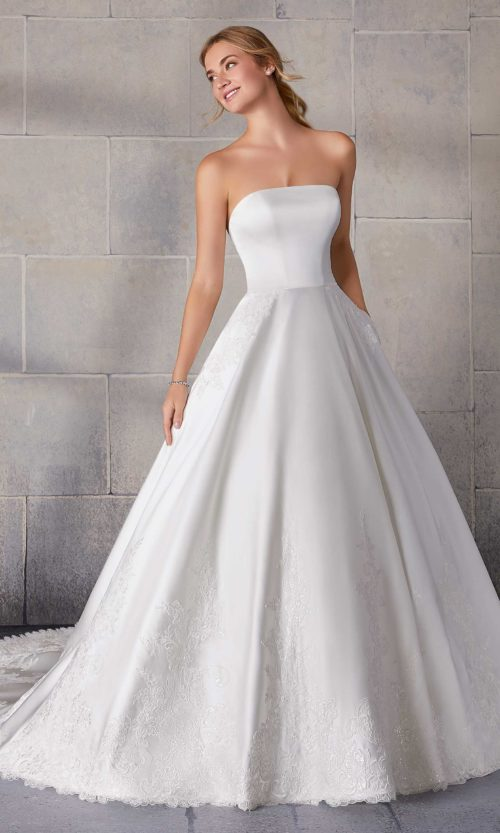 Morilee Wedding Gown Dress style 2134