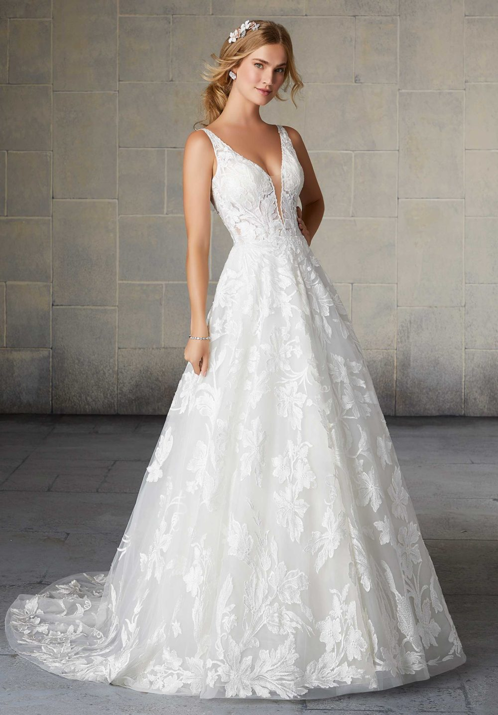 Morilee Wedding Gown Dress style 2135