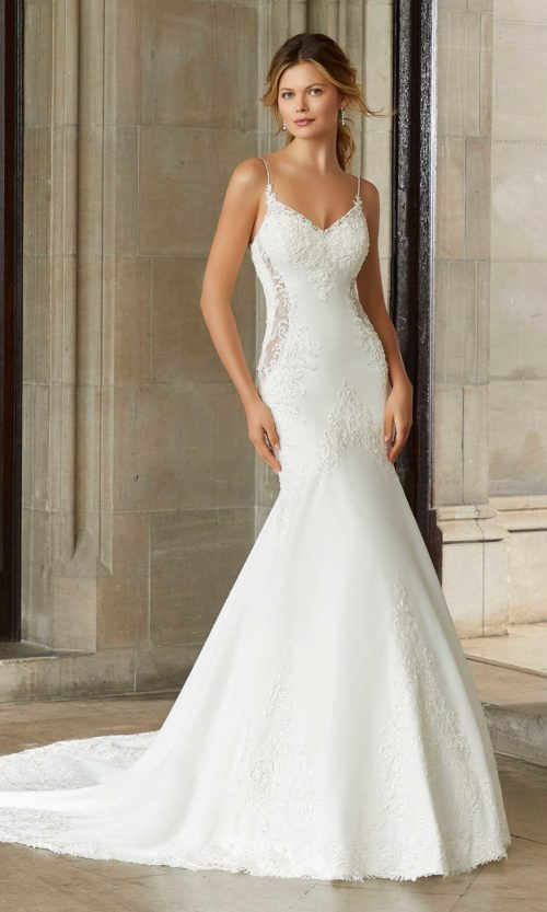 Morilee Wedding Gown Dress style 2136
