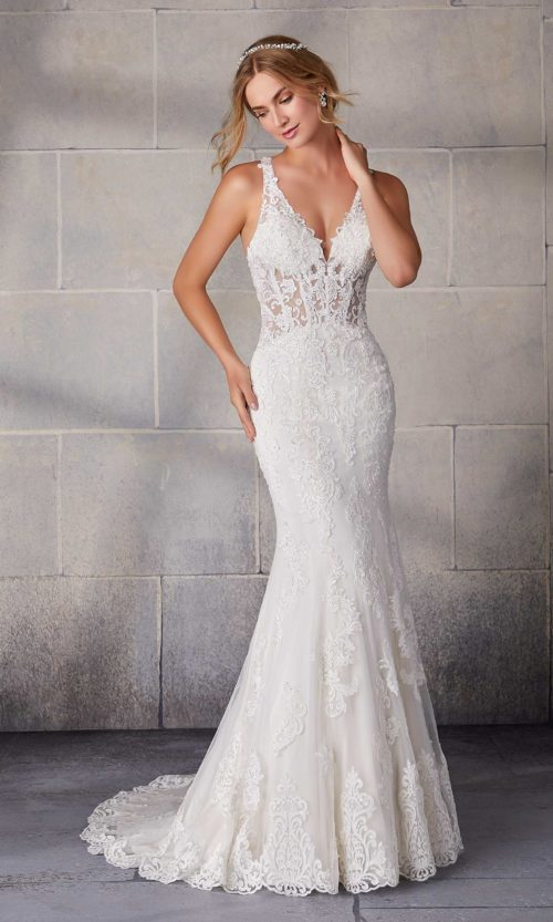 Morilee Wedding Gown Dress style 2137