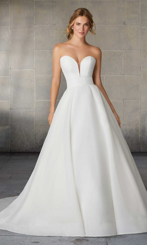 Morilee Wedding Gown Dress style 2138