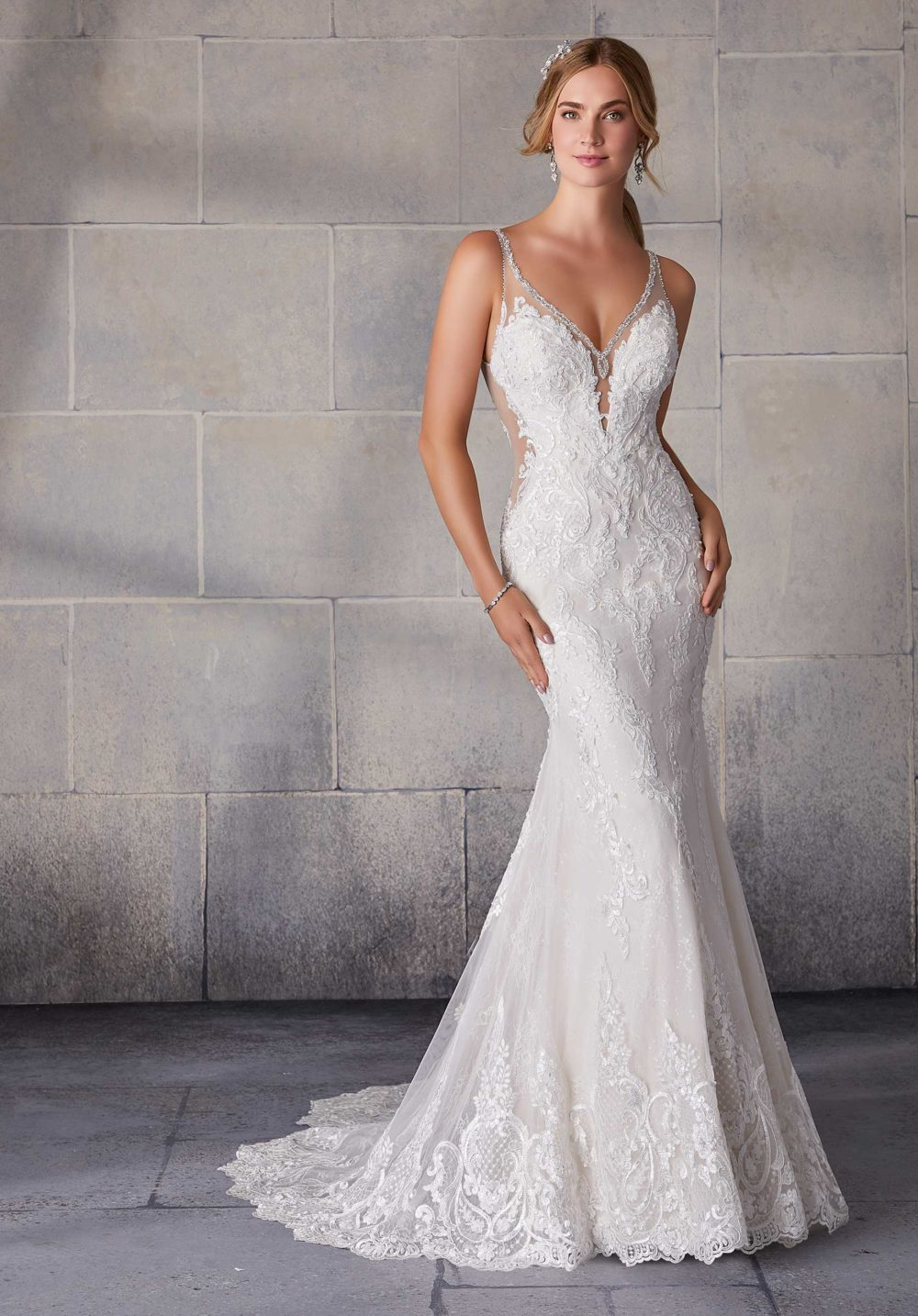 Morilee Wedding Gown Dress style 2139