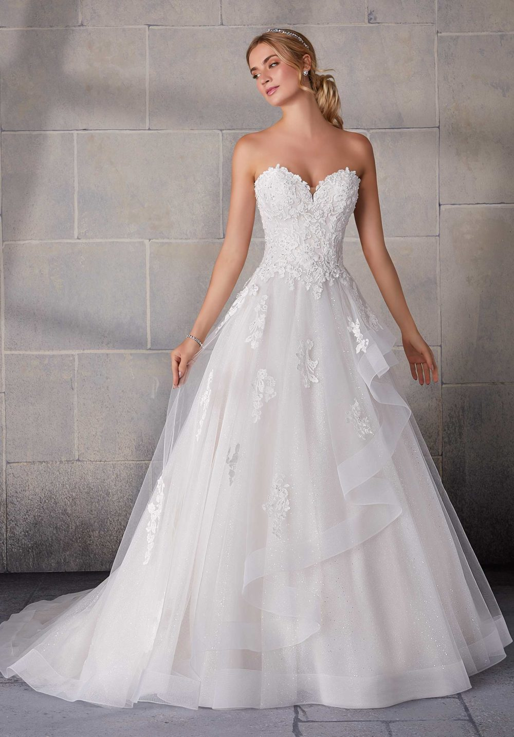 Morilee Wedding Gown Dress style 2140
