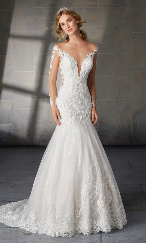 Morilee Wedding Gown Dress style 2141