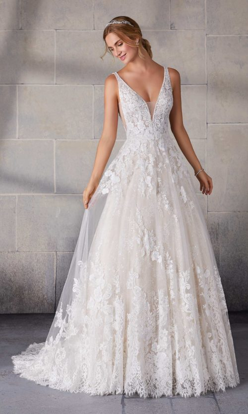 Morilee Wedding Gown Dress style 2142