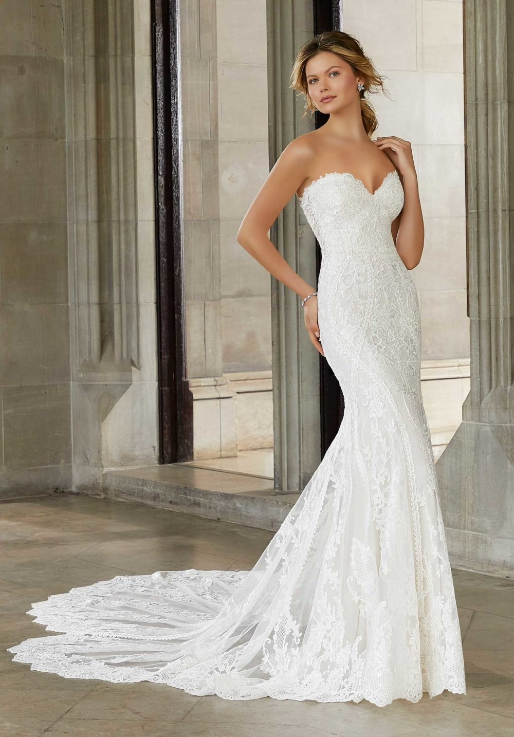 Morilee Wedding Gown Dress style 2143