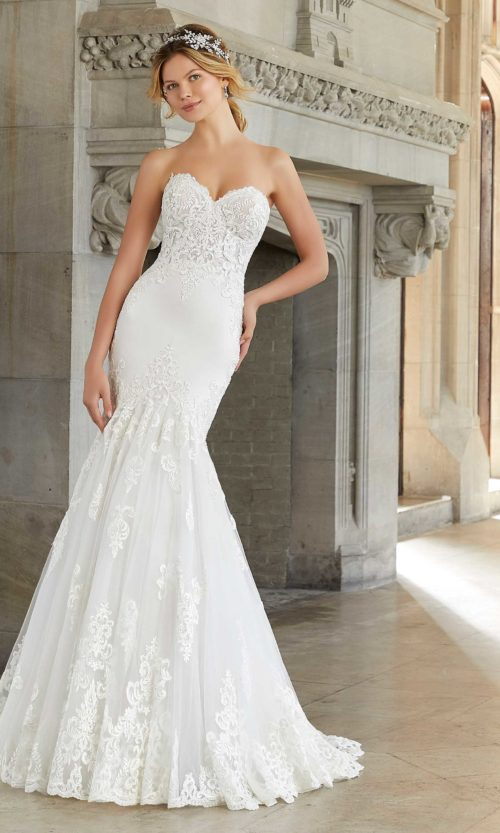 Morilee Wedding Gown Dress style 2144