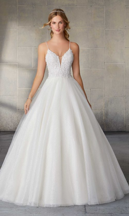 Morilee Wedding Gown Dress style 2145