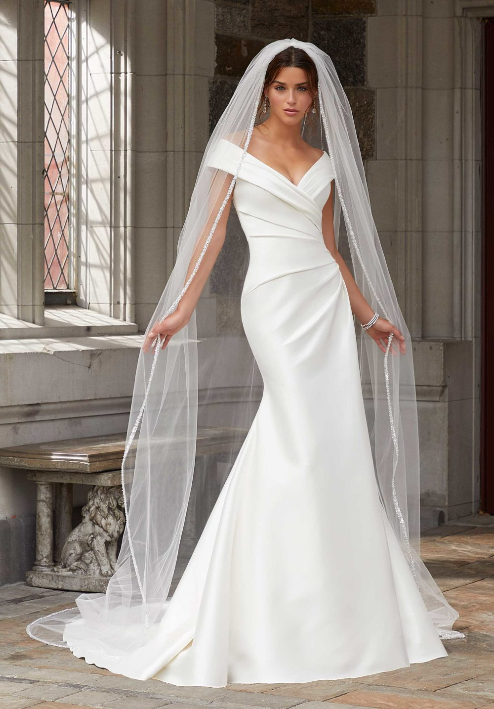 Blu by Morilee wedding gown dress style 5812