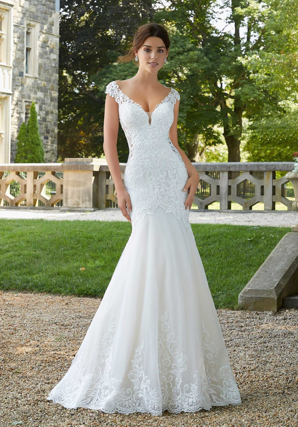 Blu by Morilee wedding gown dress style 5815