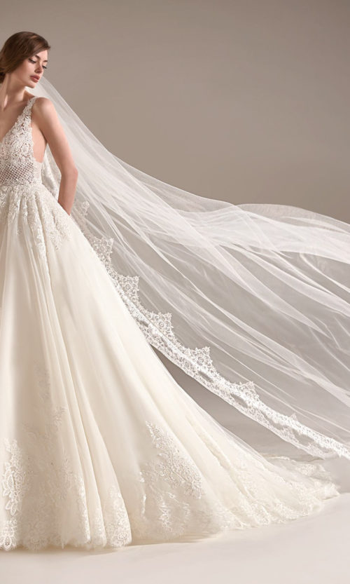 Pronovias Adwoa Wedding Gown Dress 2020 Privee Collection