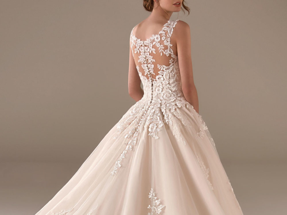 Amal Wedding Dress Gown from Pronovias Privee Collection I