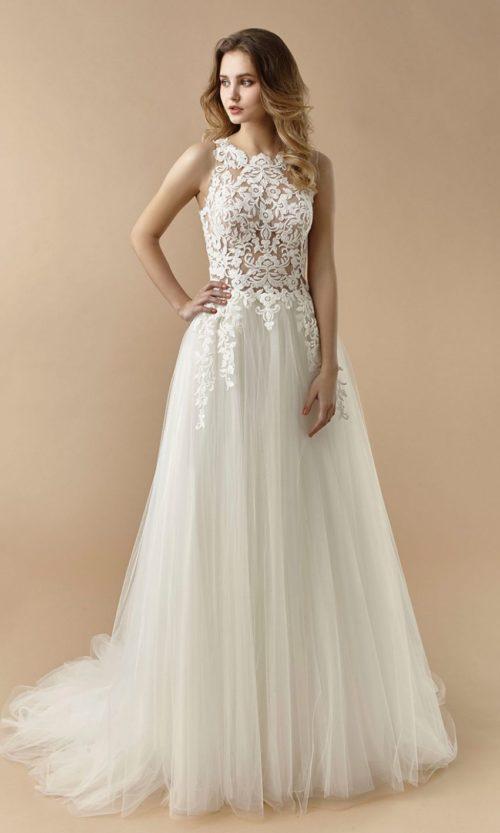 Beautiful by Enzoani Wedding gown dress BT20-10