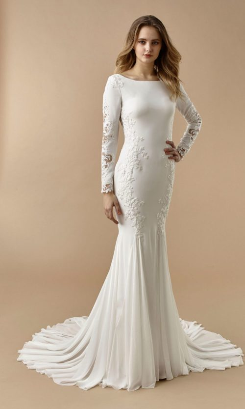 Beautiful by Enzoani Wedding gown dress BT20-11