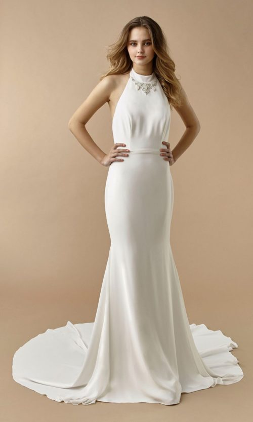 Beautiful by Enzoani Wedding gown dress BT20-12