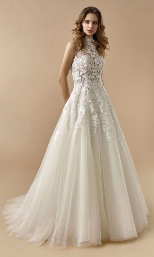 Beautiful by Enzoani Wedding gown dress BT20-13