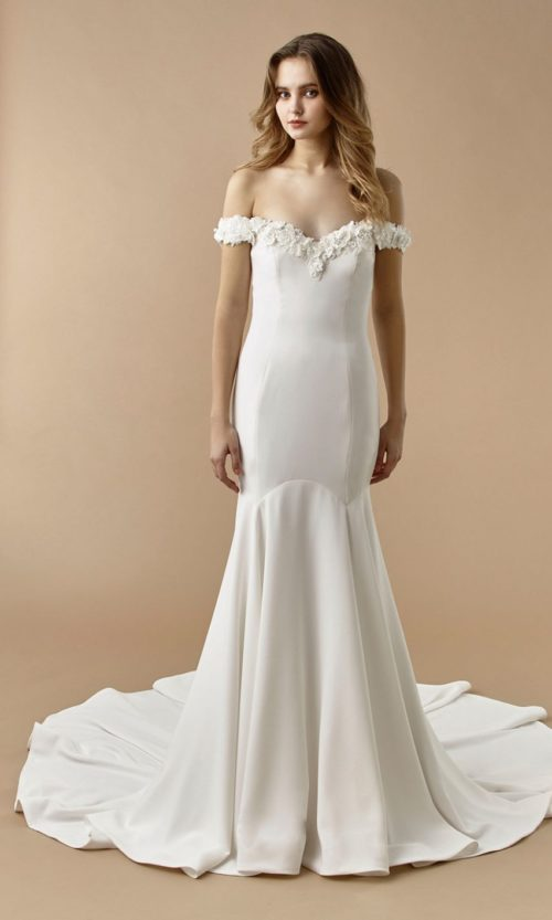 Beautiful by Enzoani Wedding gown dress BT20-14