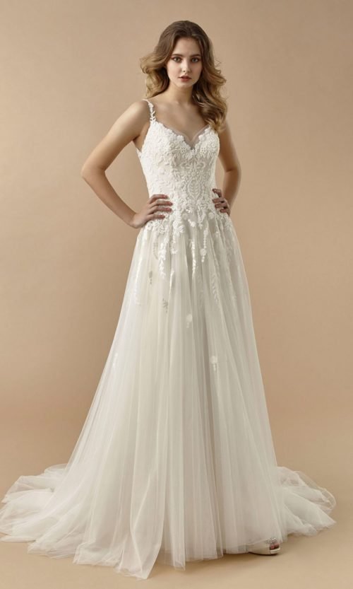 Beautiful by Enzoani Wedding gown dress BT20-15