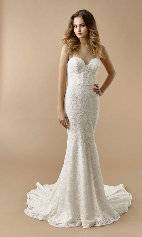 Beautiful by Enzoani Wedding gown dress BT20-16