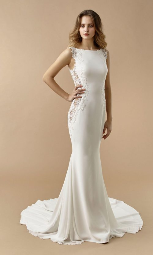 Beautiful by Enzoani Wedding gown dress BT20-19