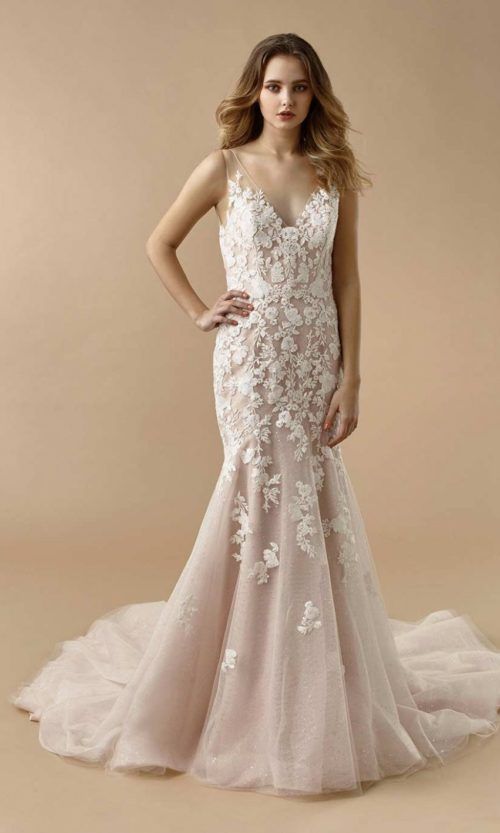 Enzoani Beautiful Bridal Wedding Gown Dress style BT20-01