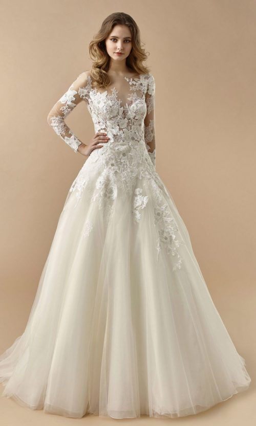 Beautiful by Enzoani Wedding gown dress BT20-21