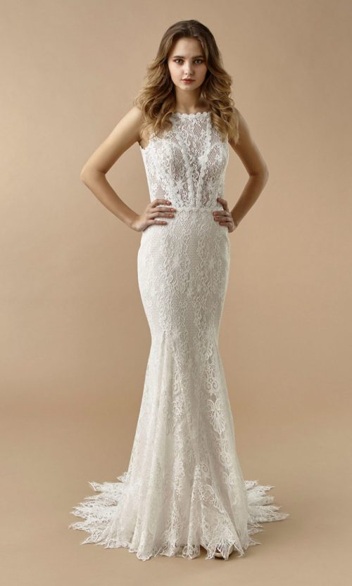 Beautiful by Enzoani Wedding gown dress BT20-22
