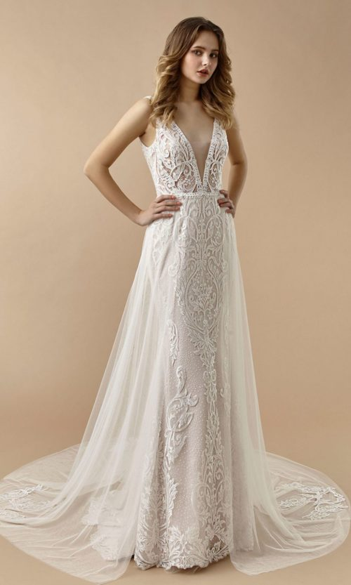 Enzoani Beautiful Wedding Dress BT20-02