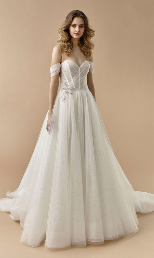 Beautiful by Enzoani Wedding gown dress BT20-03