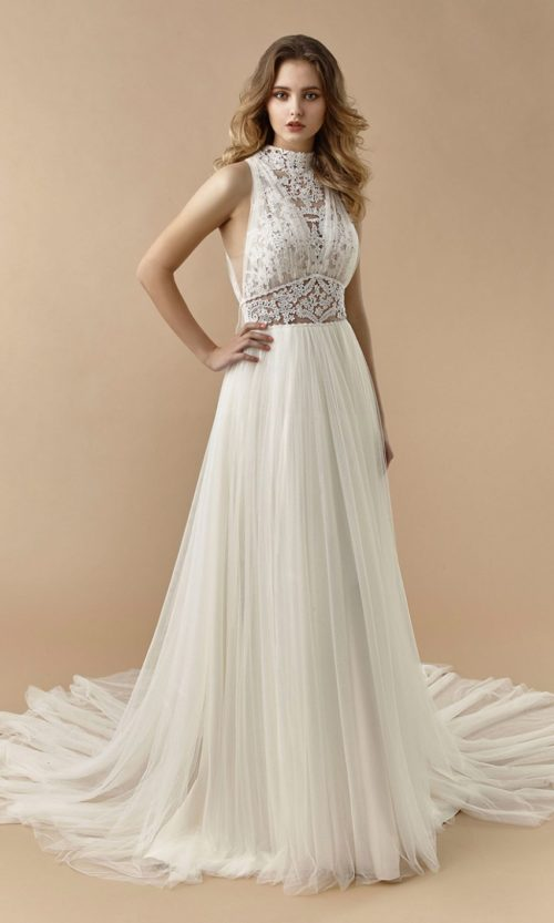 Beautiful by Enzoani Wedding gown dress BT20-04