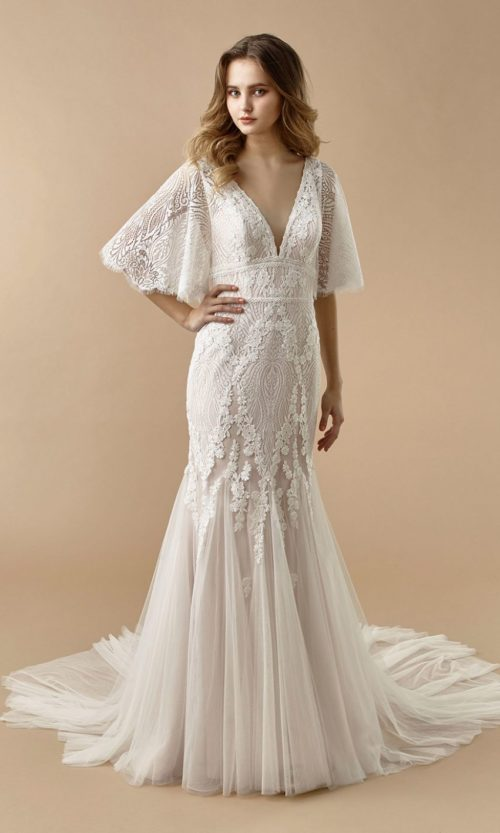 Beautiful by Enzoani Wedding gown dress BT20-05