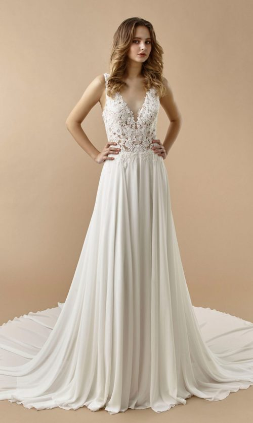 Beautiful by Enzoani Wedding gown dress BT20-06