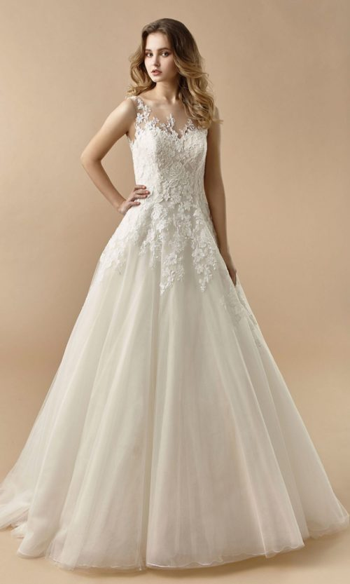 Beautiful by Enzoani Wedding gown dress BT20-07