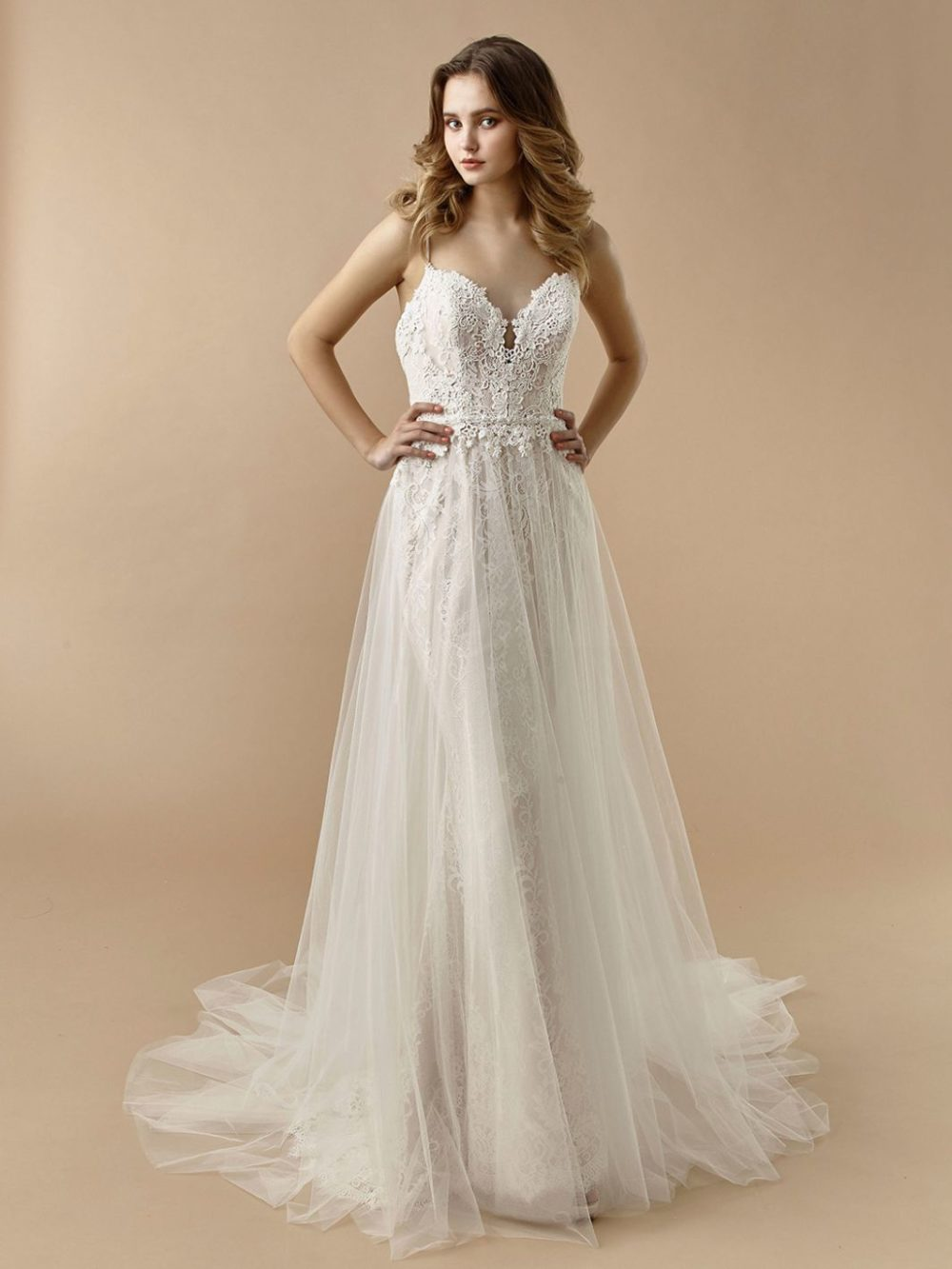 Beautiful by Enzoani Wedding gown dress BT20-09