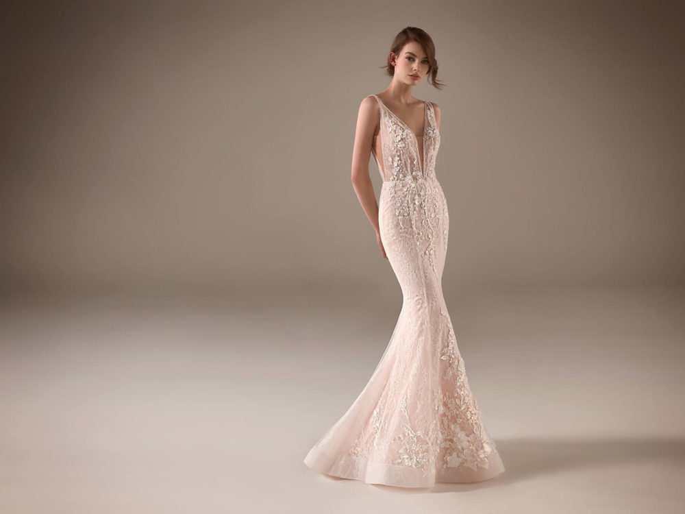 Chimamanda Wedding Dress Gown from Pronovias Privee Collection