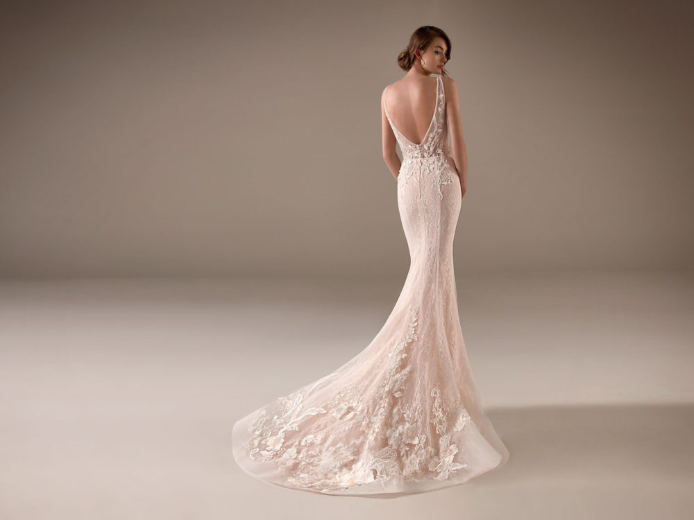 Chimamanda Wedding Dress Gown from Pronovias Privee Collection C